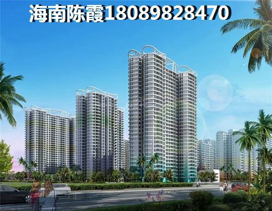 >2021临高买房子解析
